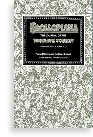 Trollopiana 120 cover
