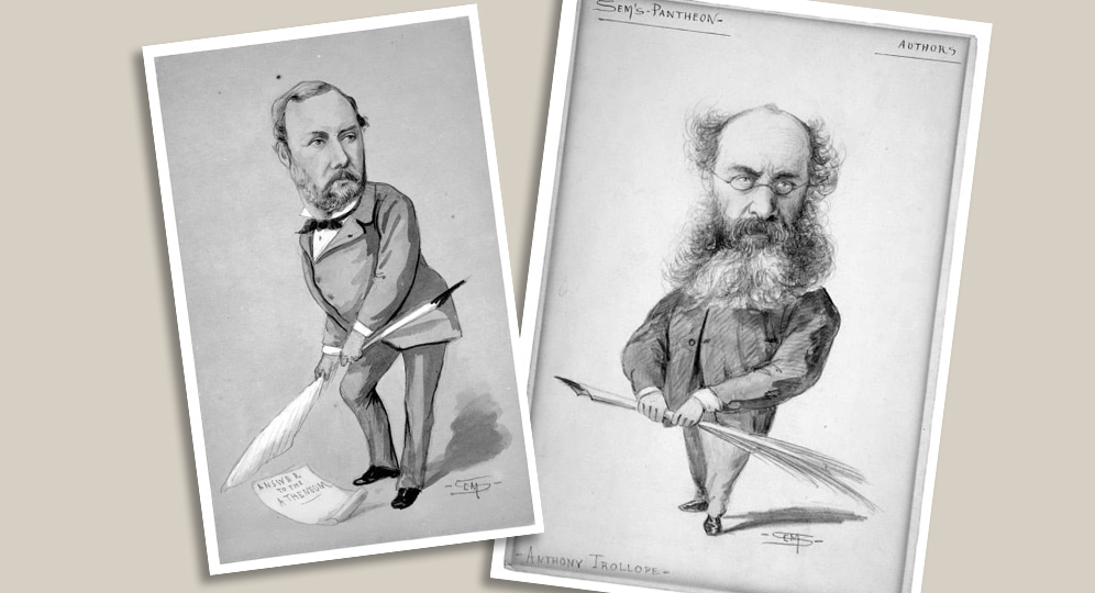 Charles Reade and Anthony Trollope