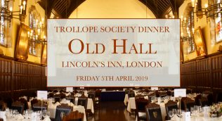 Old Hall Dinner