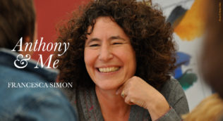 photo of Francesca Simon copyright Helen Giles