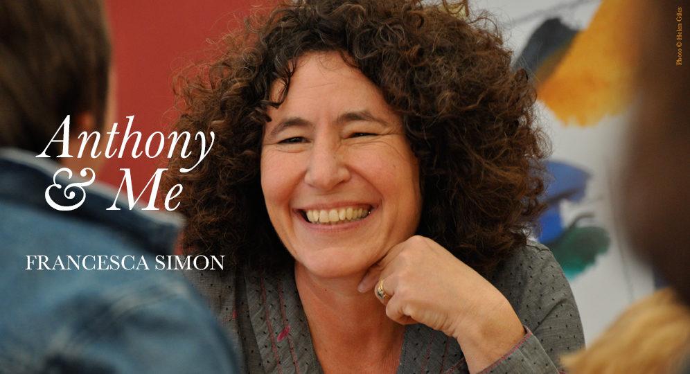 photo of Francesca Simon copyright Helen Giles