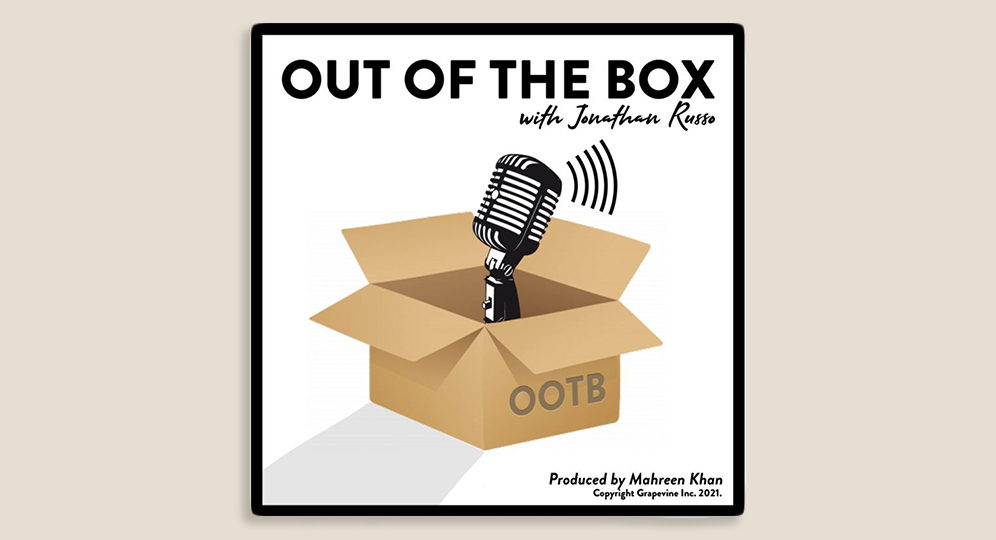 Out of the Box with Jonathan Russo
