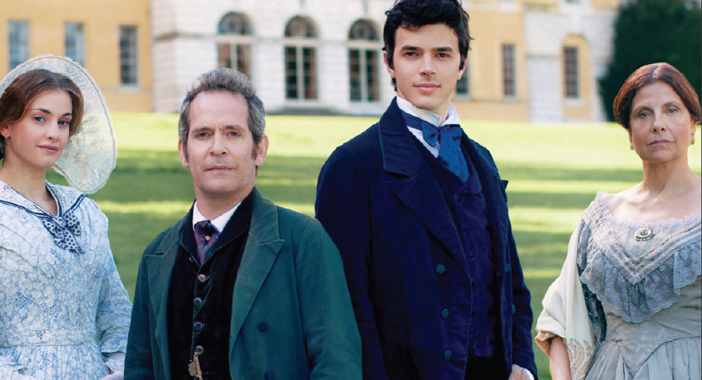 Cast of Doctor Thorne