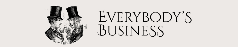 Everybody's Business masthead
