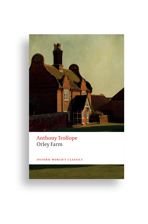 cover of Orley Farm