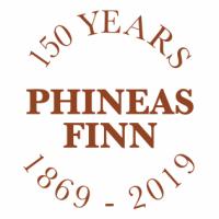Phineas Finn 150 logo