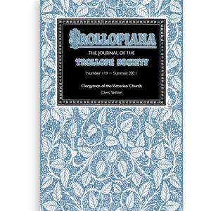 image of cover of Trollopiana 119