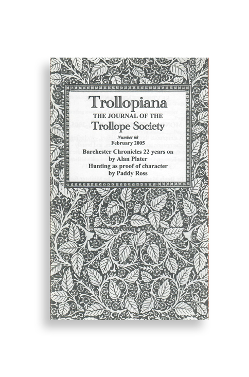 Trollopiana 68