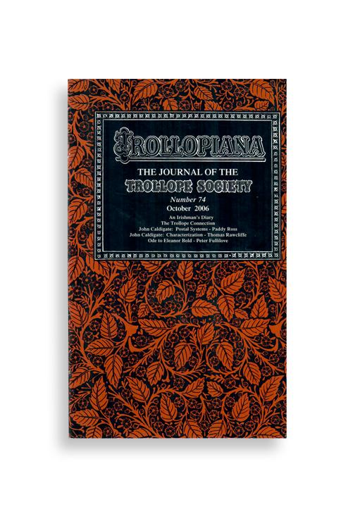 Trollopiana 73